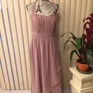ALFRED ANGELO RUM PINK PROM/FORMAL GOWN SIZE 16